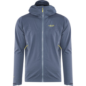 Rab Kinetic Plus Jacket Herren steel